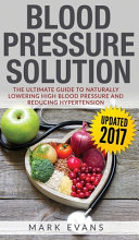 Blood Pressure Book