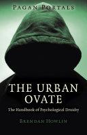 Pagan Portals - The Urban Ovate