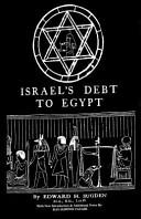 Israel S Debt To Egypt PDF