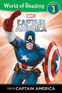 World of Reading This is Captain America