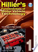 Hillier S Fundamentals Of Motor Vehicle Technology Book PDF