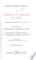 Kugler s Hand book of Painting
