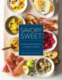 Savory Sweet Pdf/ePub eBook