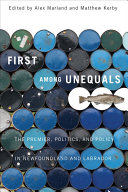 First among Unequals Book