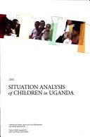 2015 Situation Analysis Of Children In Uganda