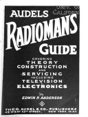 Audel's Radiomans Guide