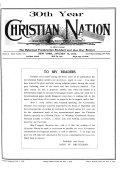 Christian Nation