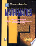 Comprehensive Mathematics Xii
