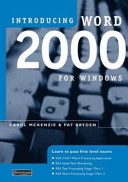 Introducing Word 2000 for Windows