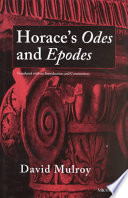 Horace Books, Horace poetry book