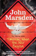 The Tomorrow Series: Tomorrow When the War Began