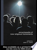 Encyclopedia Of New Religious Movements