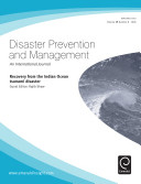 Recovery from the Indian Ocean Tsunami Disaster