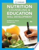 Nutrition Counseling and Education Skill Development Book PDF