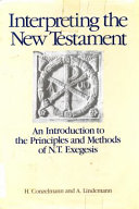 Interpreting the New Testament Book