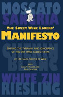 Download The Sweet Wine Lovers' Manifesto Epub