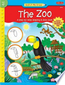 Watch Me Draw - The Zoo  : Step-by-Step Drawing and Story Book