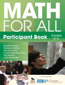 Math for All Participant Book  K   2