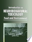 Introduction to Neurobehavioral Toxicology