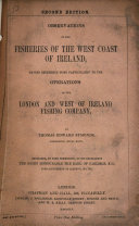 Observations on the Fisheries of the West Coast of Ireland