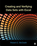Creating and verifying data sets withExcel (2015)