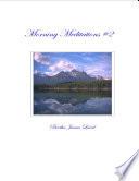 Morning Meditations 2