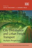 City Distribution and Urban Freight Transport Pdf/ePub eBook