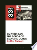 Various Artists  I m Your Fan  The Songs of Leonard Cohen