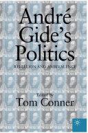 Pdf Andre Gide's Politics Telecharger