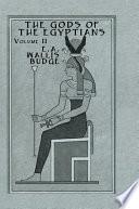 Gods Of The Egyptians   2 Vols