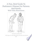 A Free  Brief Guide to Parkinson s Disease for Patients and Family Book