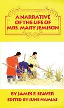 A Narrative of the Life of Mrs. Mary Jemison Pdf/ePub eBook