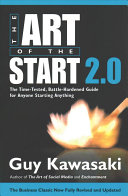The Art of the Start 2 0 Book