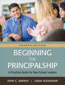 Beginning the Principalship
