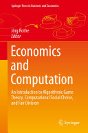 Economics and Computation