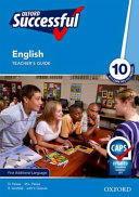 Books - Oxford Successful English First Additional Language Grade 10 Teachers Guide & Cd | ISBN 9780199040940