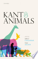 Kant and Animals Book