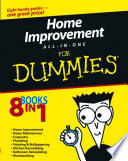 """Home Improvement All-in-One For Dummies"" by Roy Barnhart, James Carey, Morris Carey, Gene Hamilton, Katie Hamilton, Donald R. Prestly, Jeff Strong"
