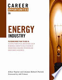 Career Opportunities in the Energy Industry