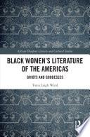 Black Women's Literature of the Americas