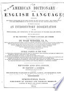 An American Dictionary of the English Language Pdf/ePub eBook