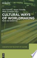 Cultural Ways of Worldmaking Book