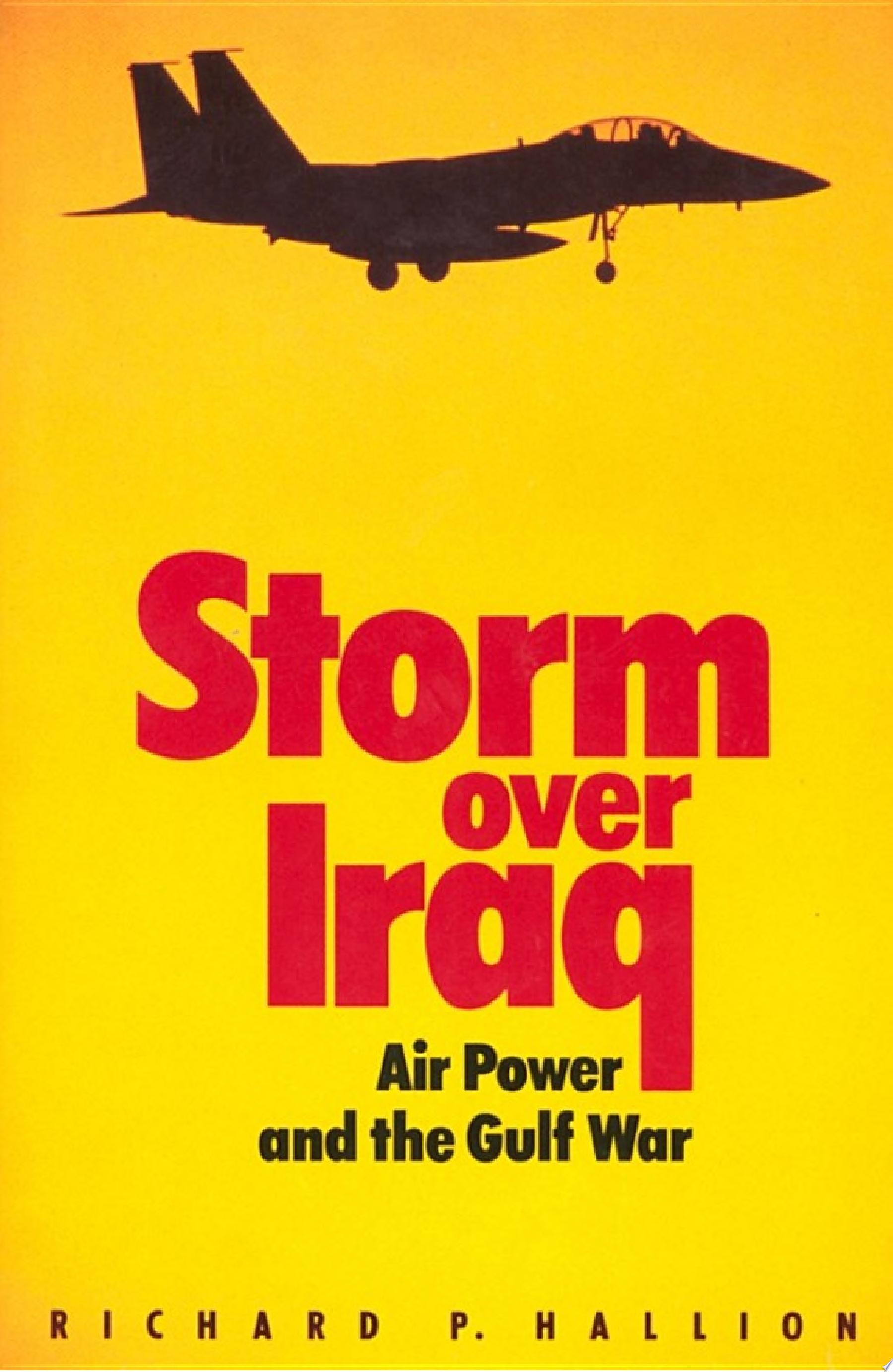 Storm Over Iraq