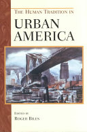 The Human Tradition in Urban America