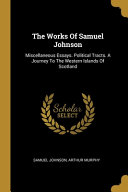 Read Online The Works Of Samuel Johnson For Free