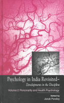 Psychology in India Revisited   Developments in the Discipline