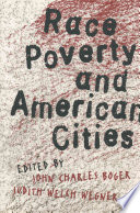 Race  Poverty  and American Cities Book PDF