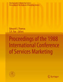 Pdf Proceedings of the 1988 International Conference of Services Marketing Telecharger