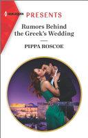 Rumors Behind the Greek's Wedding Pdf/ePub eBook