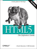 HTML5  The Definitive Guide